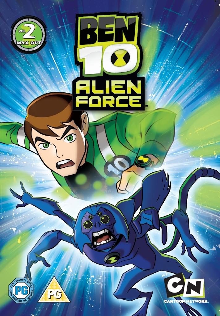Ben 10: Alien Force – winners