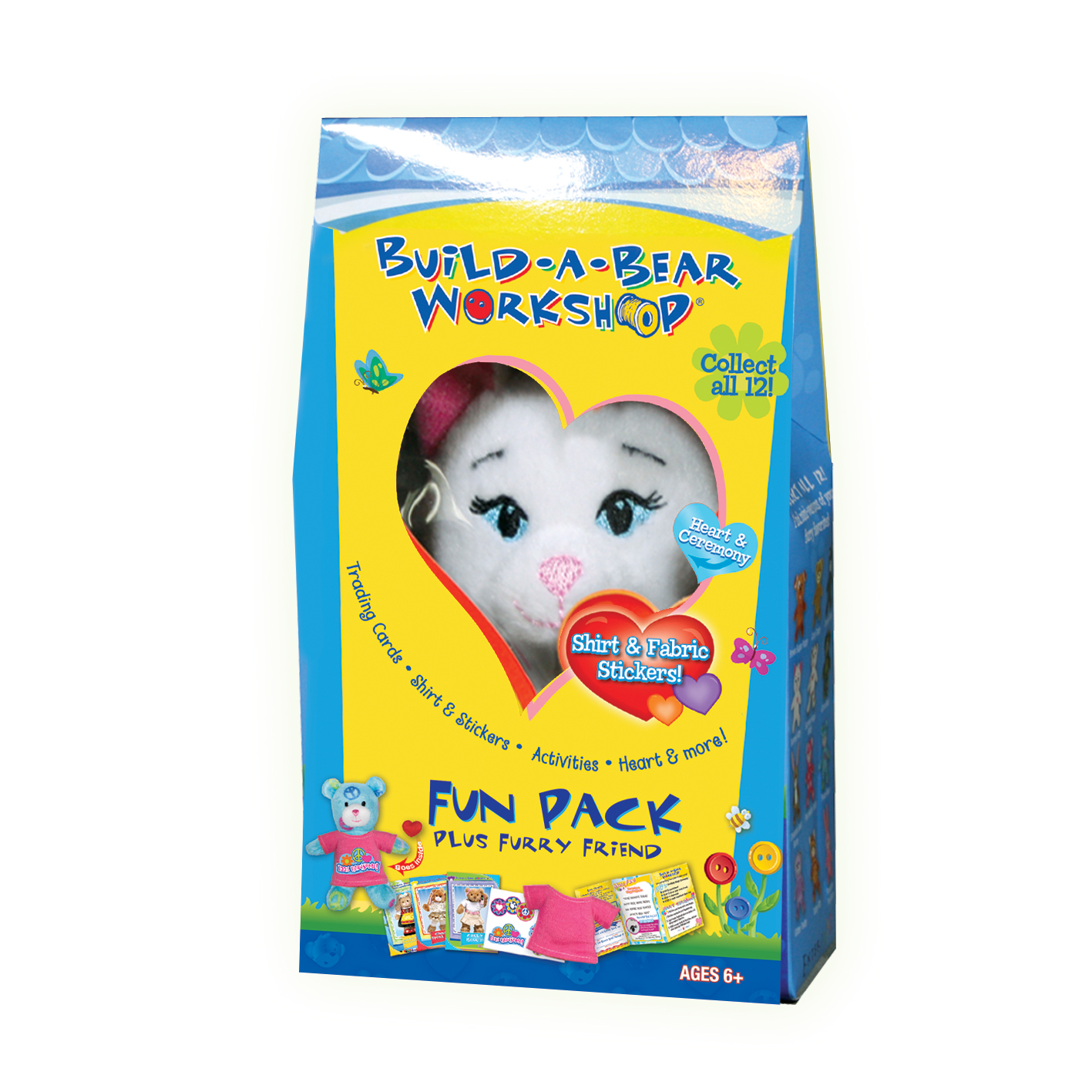 Build-a-Bear fun pack
