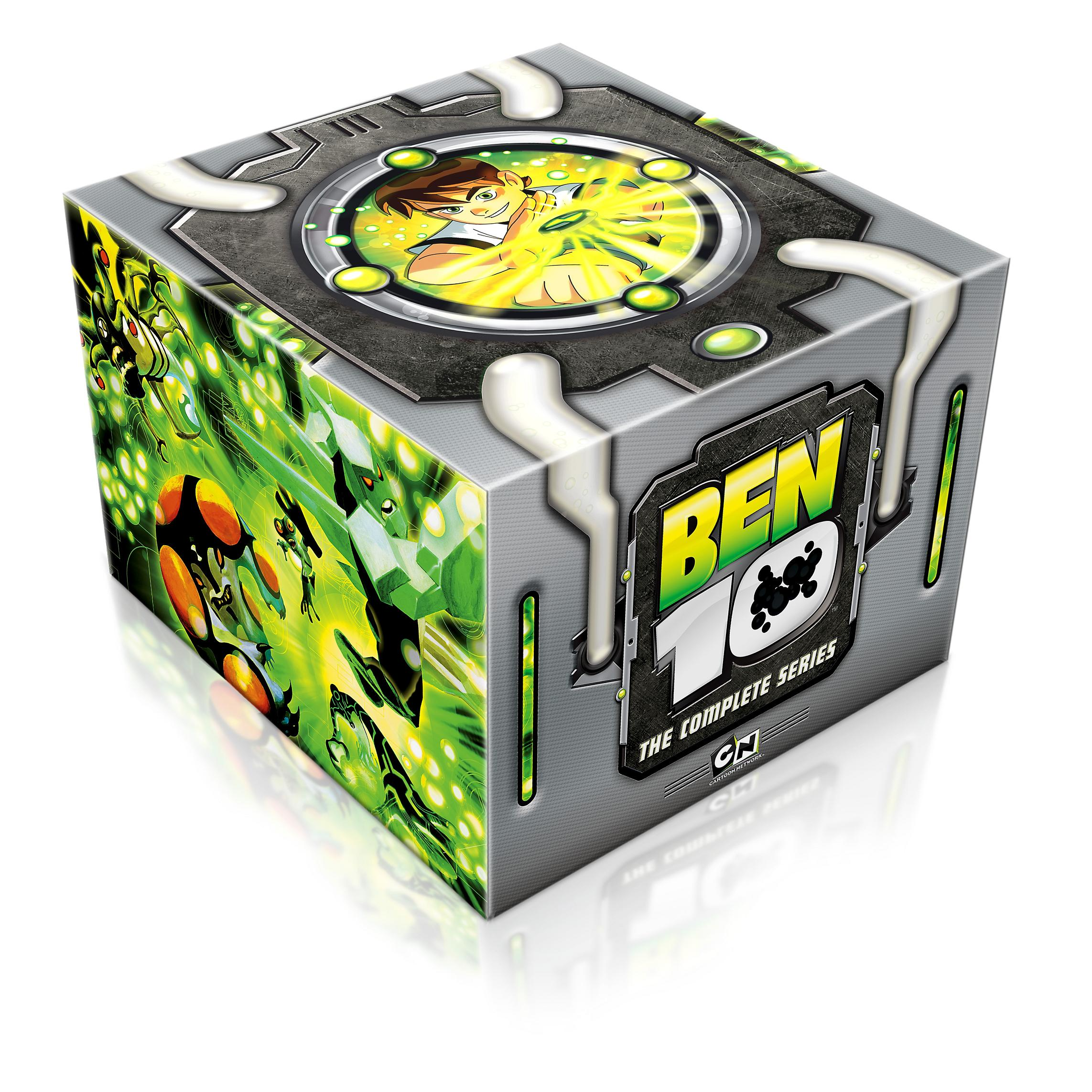 Ben 10 DVD box set