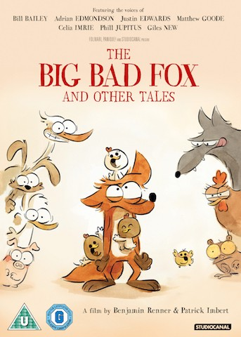 The Big Bad Fox and Other Tales