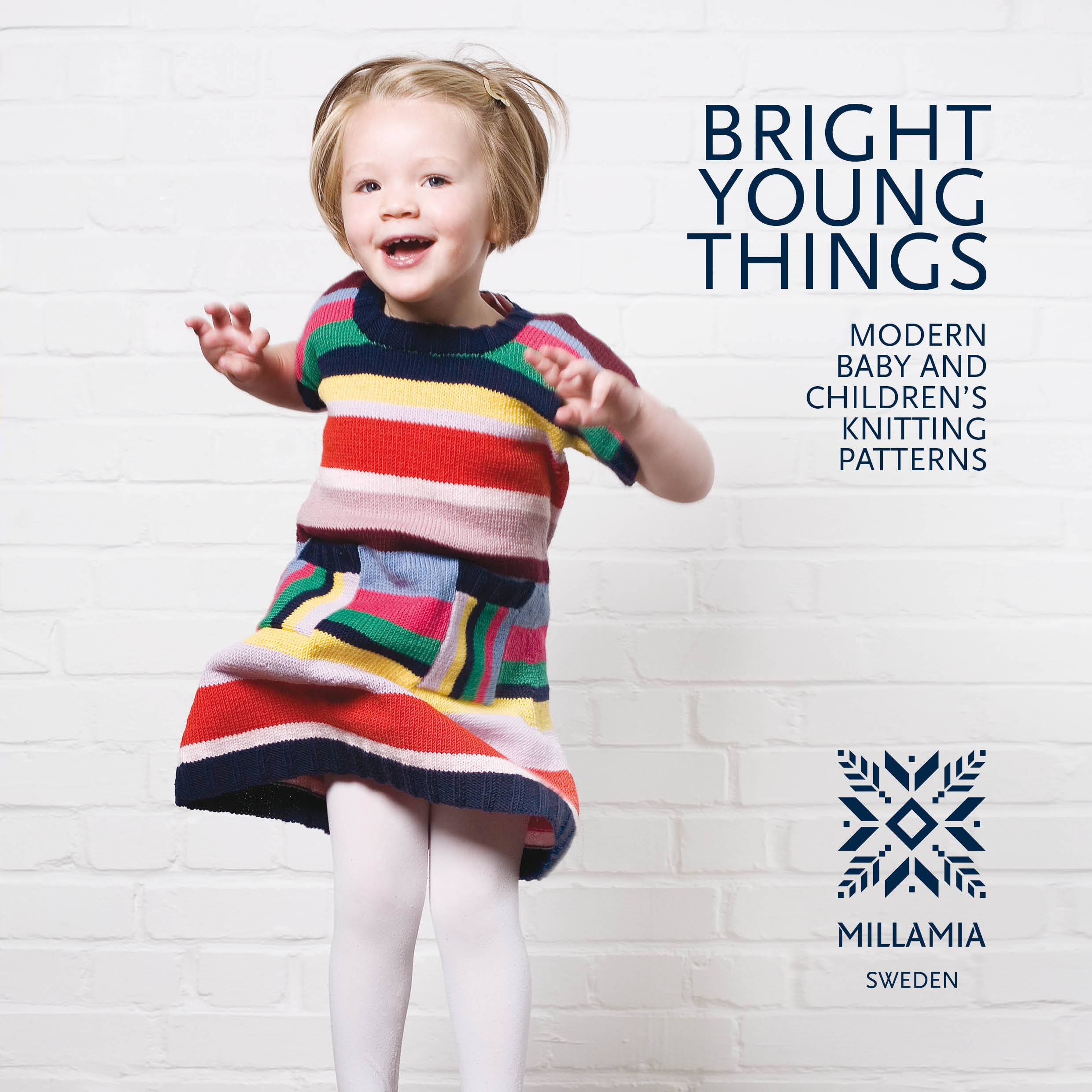 Knitting Patterns For Young Knitters : Bright Young Things   Modern Baby and Childrens Knitting ...
