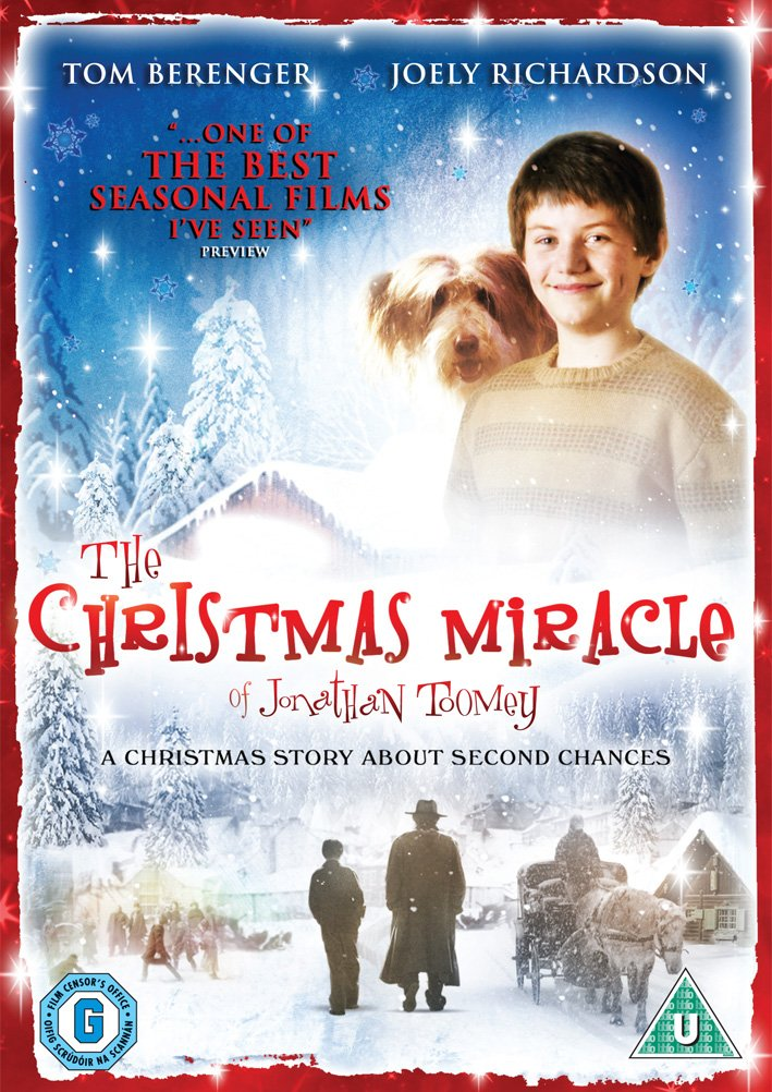 The Christmas Miracle Of Jonathan Toomey.The Christmas Miracle Of Jonathan Toomey Dvd