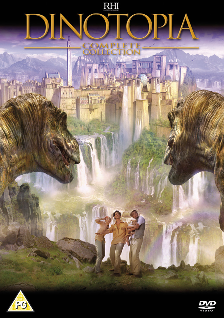 Dinotopia The Series Three Boxed Sets To Be Won
