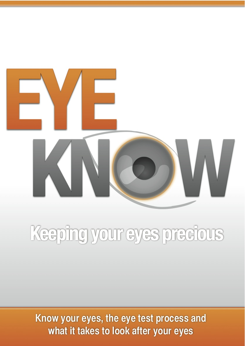 Eye Know by Martin Oguzie