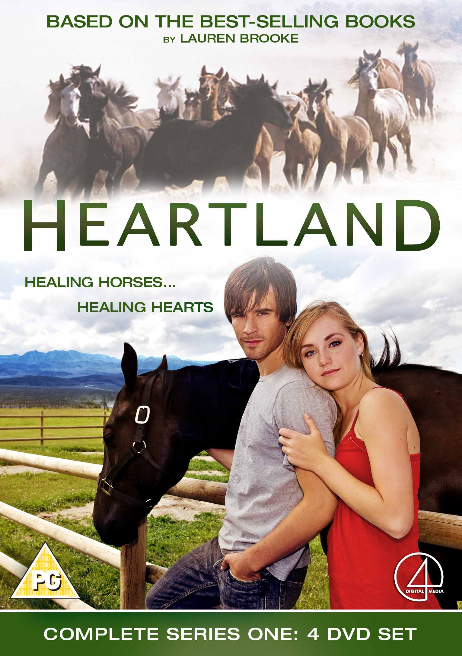 Win Heartland, the first series on DVD - Parenting Without Tears