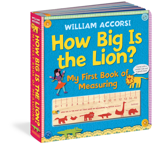 How Big Is The Lion
