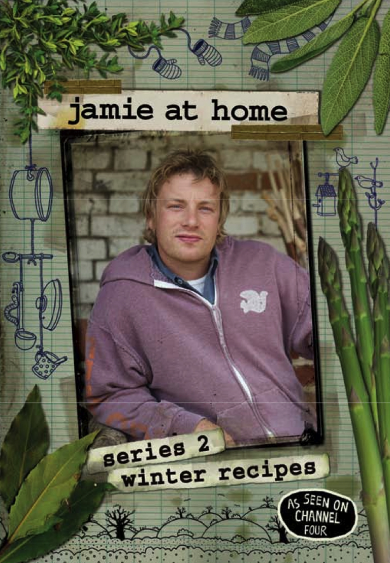 Jamie at home s02e03 winter vegetables