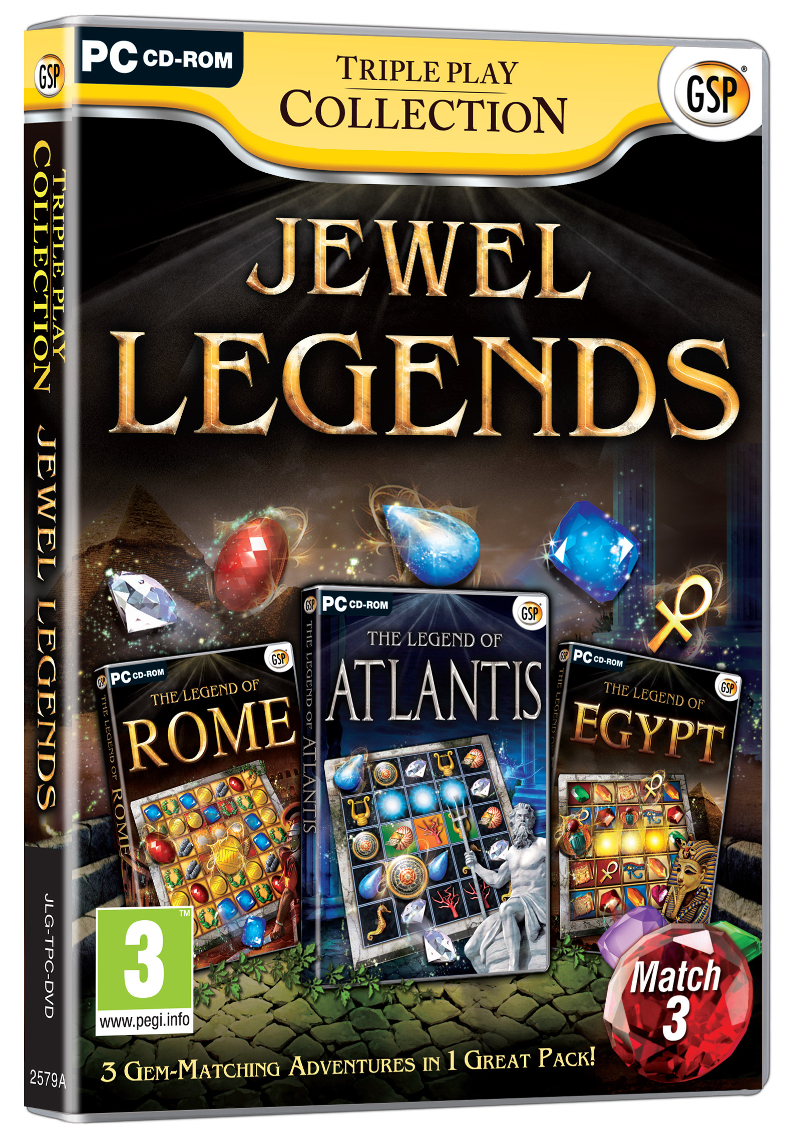 Jewel Legends