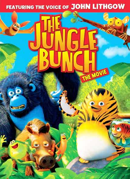Penguin Book Cover Competition Previous Winners : The jungle bunch dvd from universal pictures