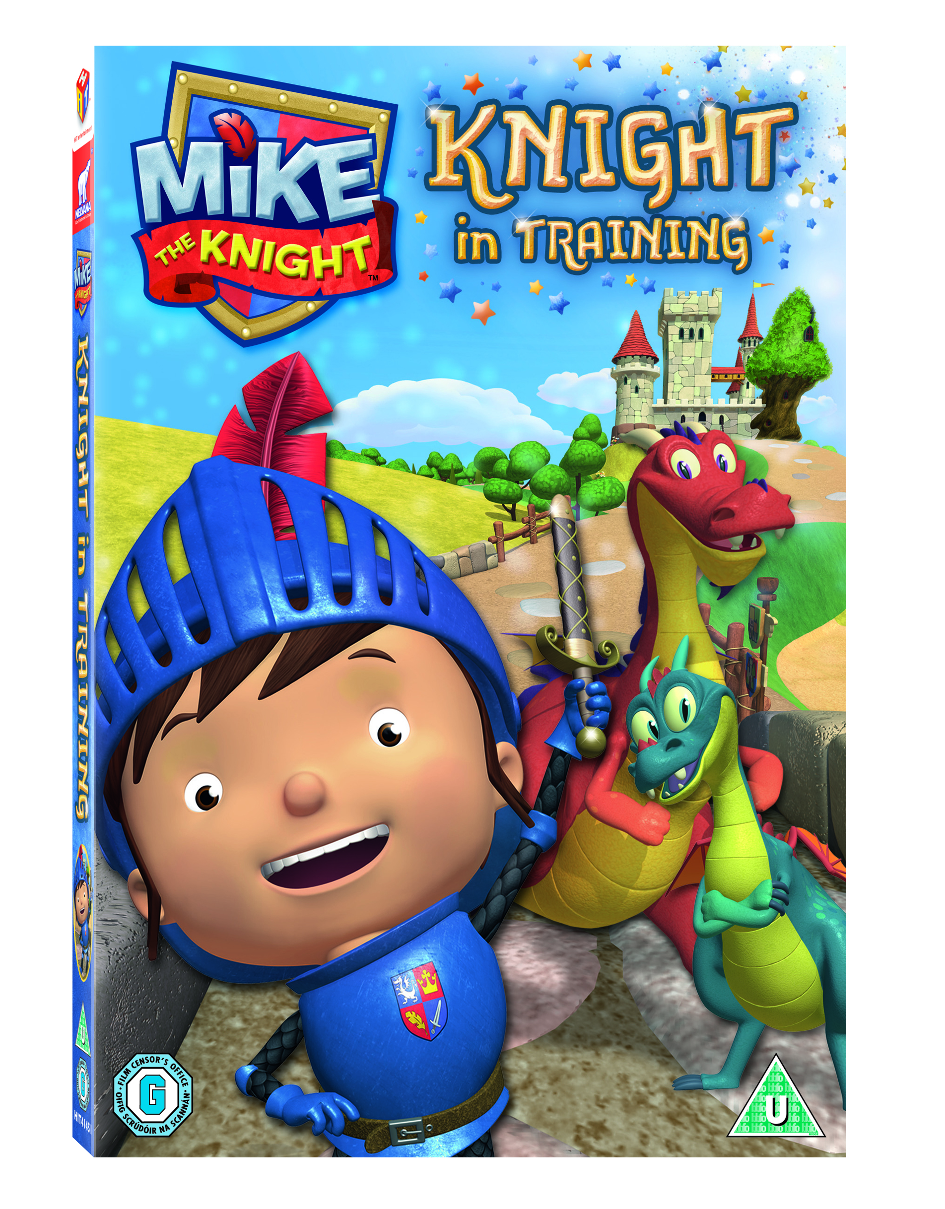 Mike the Knight: Knight in TTraining