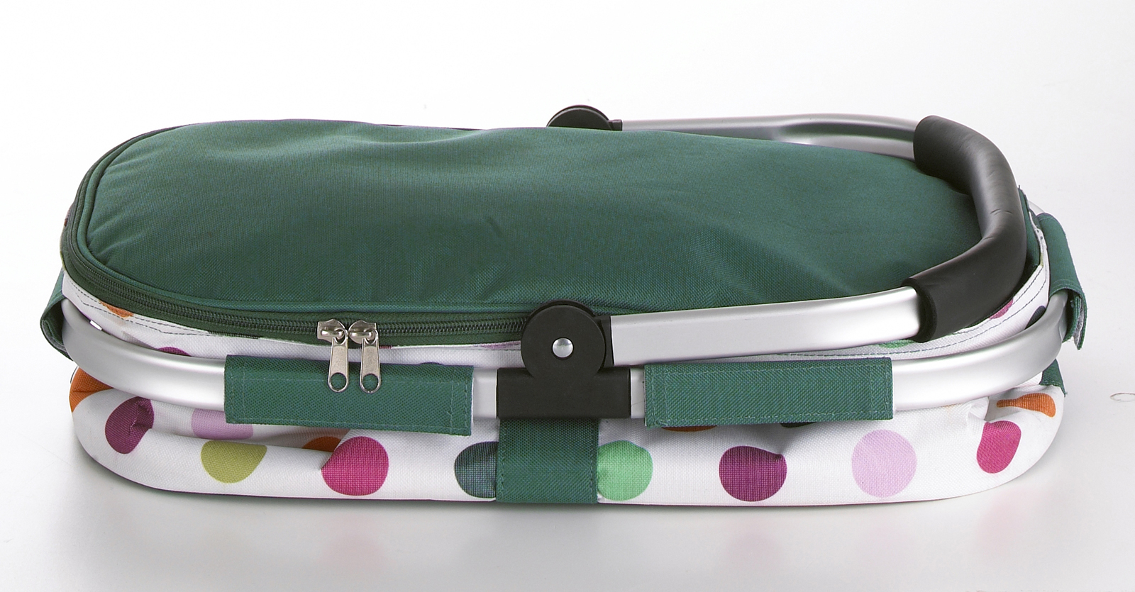 Picnic Basket Lakeland : Picnic in style with these new polka dot coolbags