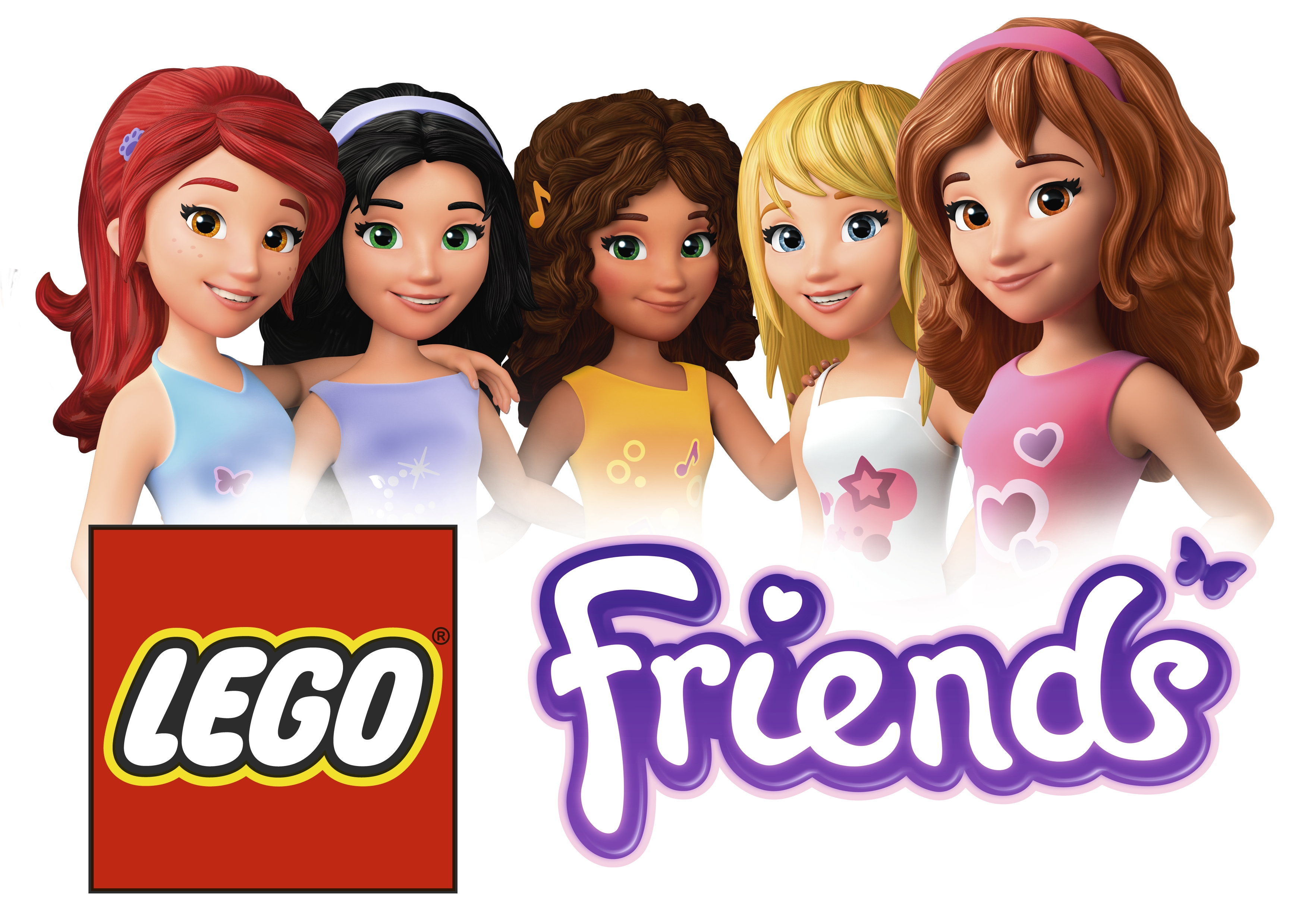 Free Coloring Pages Of Lego Friends Andrea