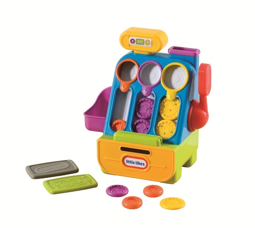 Little Tikes Counting Cash Register