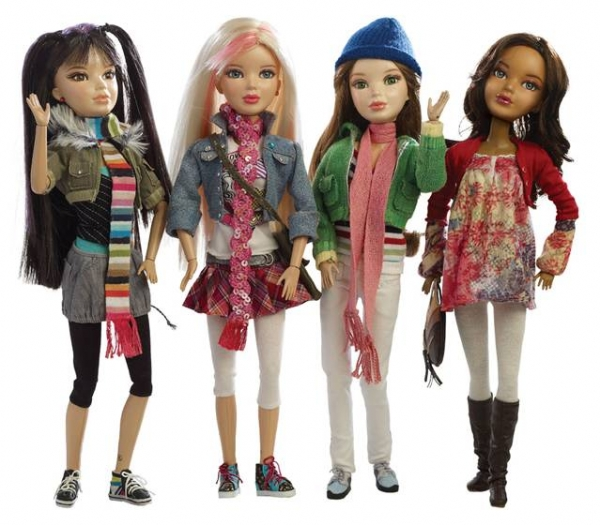 moxie girlz and liv dolls with attitude