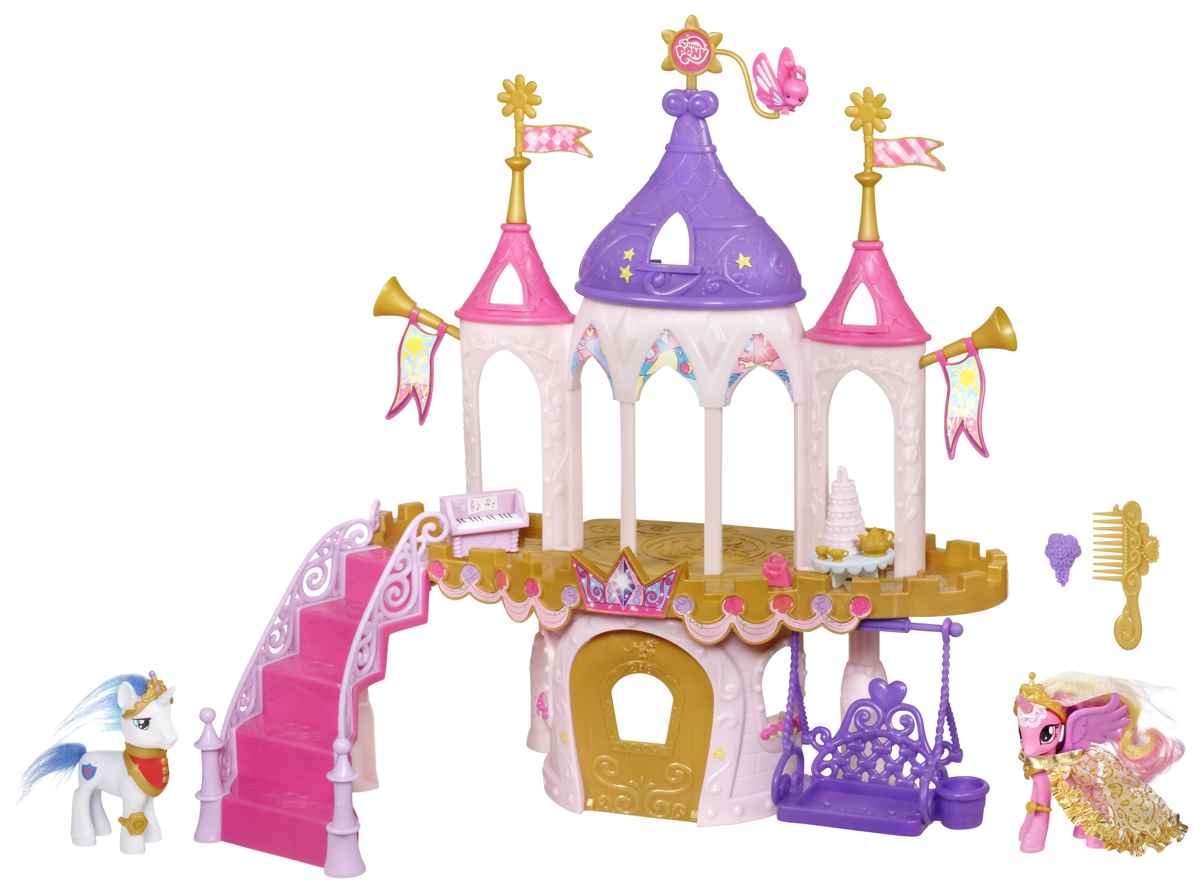 My Little Pony Wedding Castle Playset