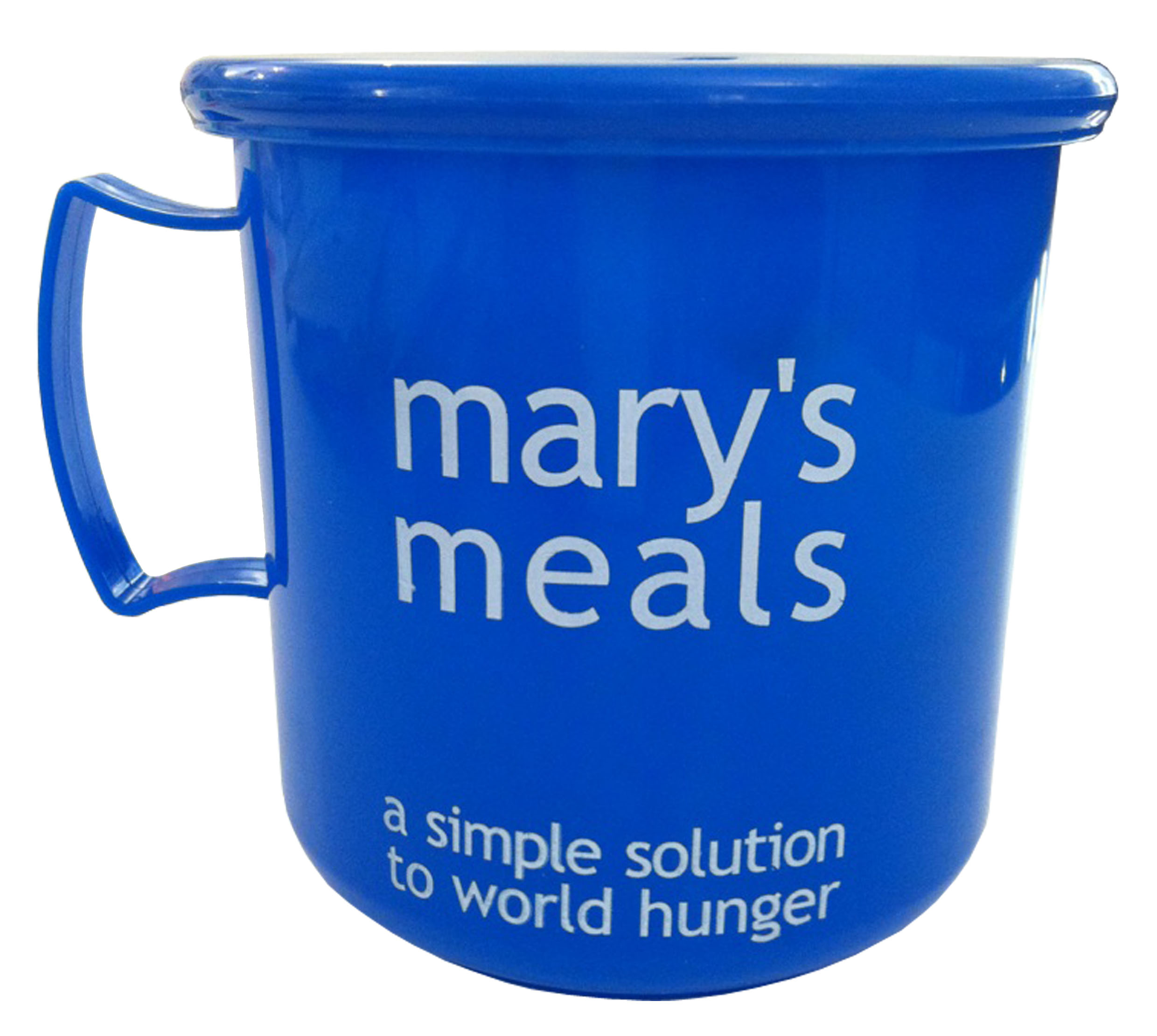Mary's Meals Big Blue Mug