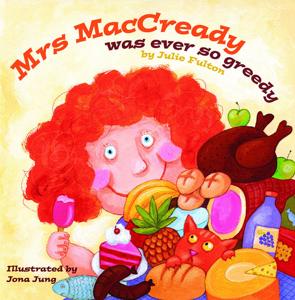 Mrs MacCready Was Ever So Greedy