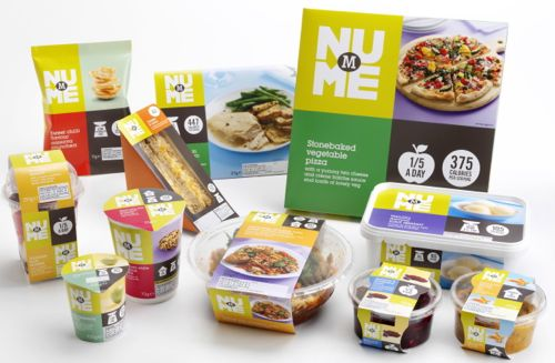 NuMe range from Morrisons