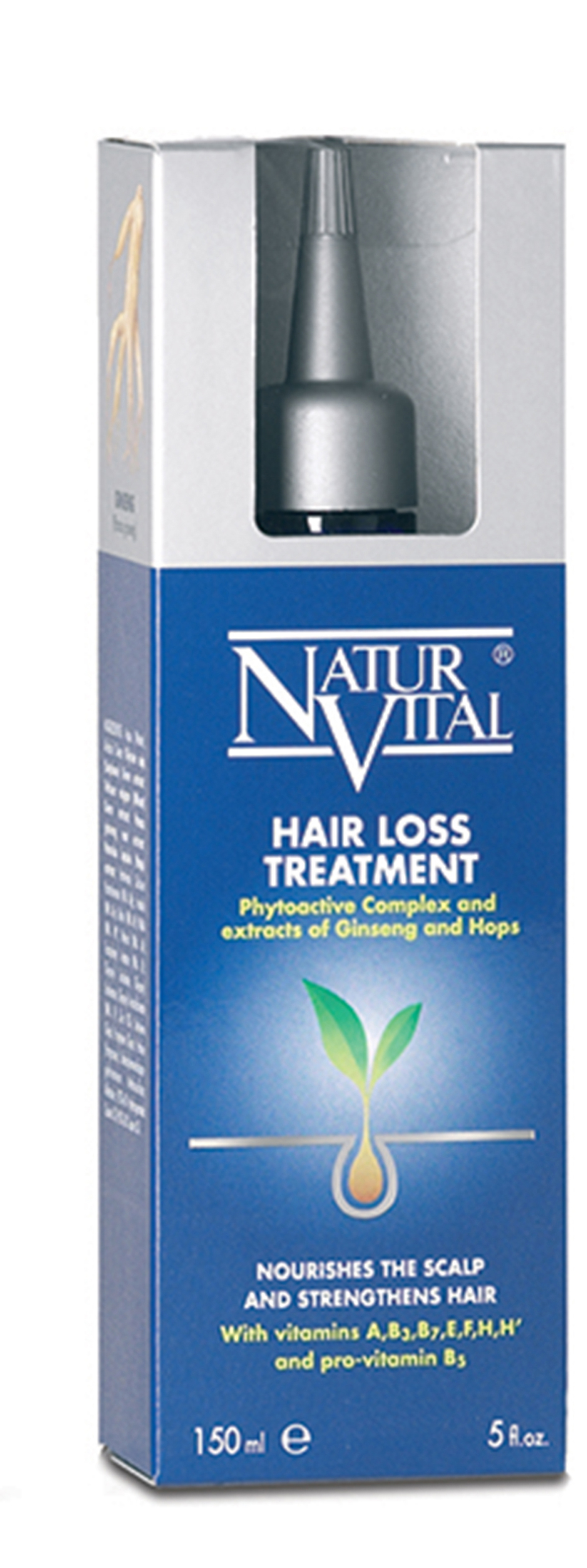 NaturVital hair loss treatment