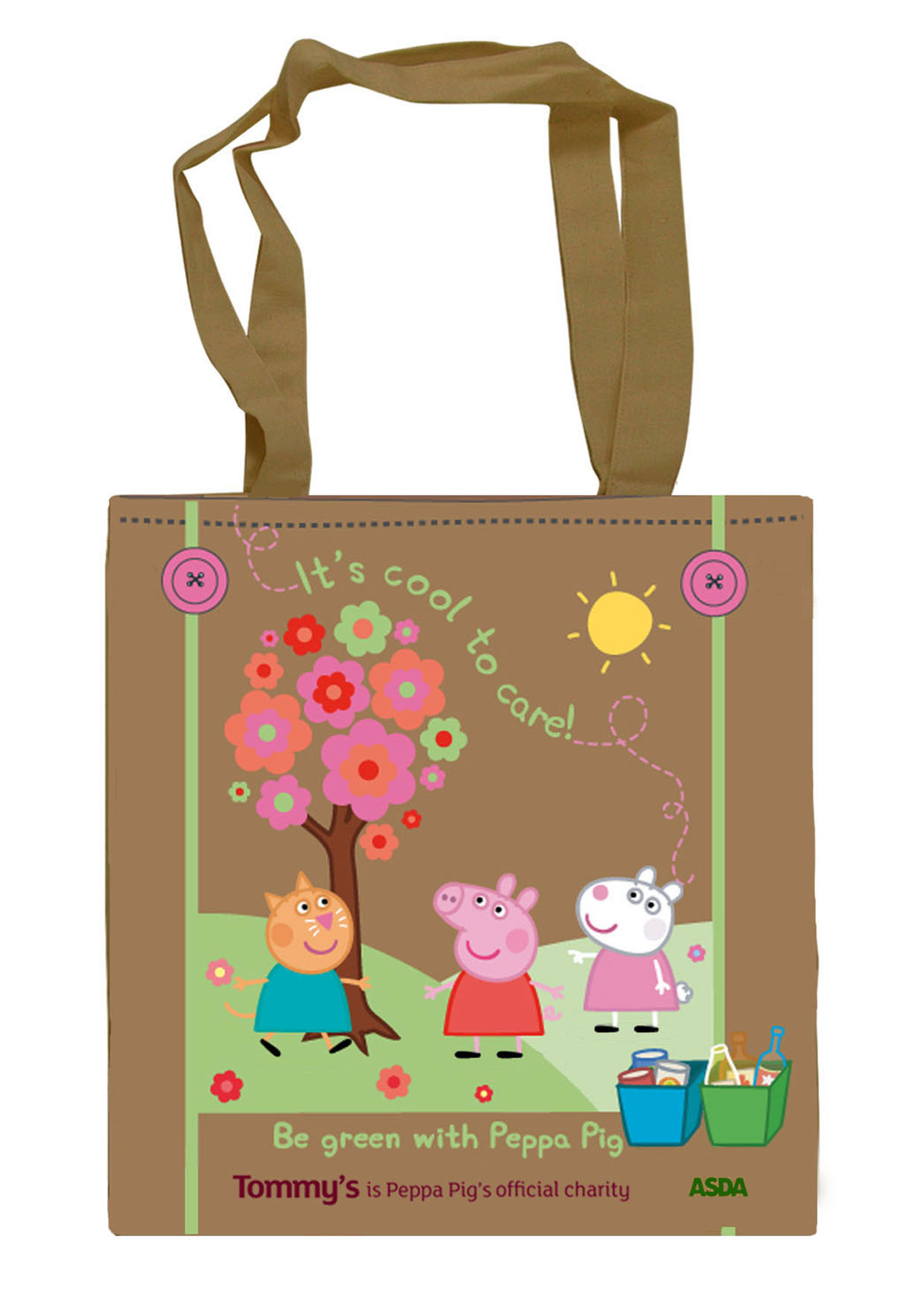Peppa Pig bag for ife