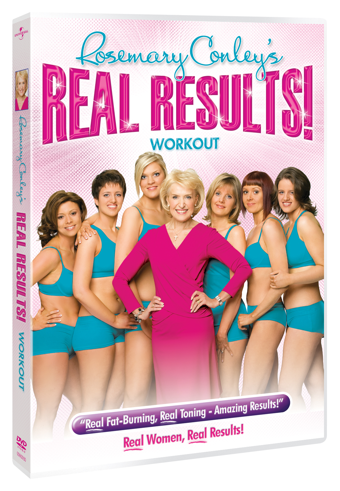 Real Workout DVD