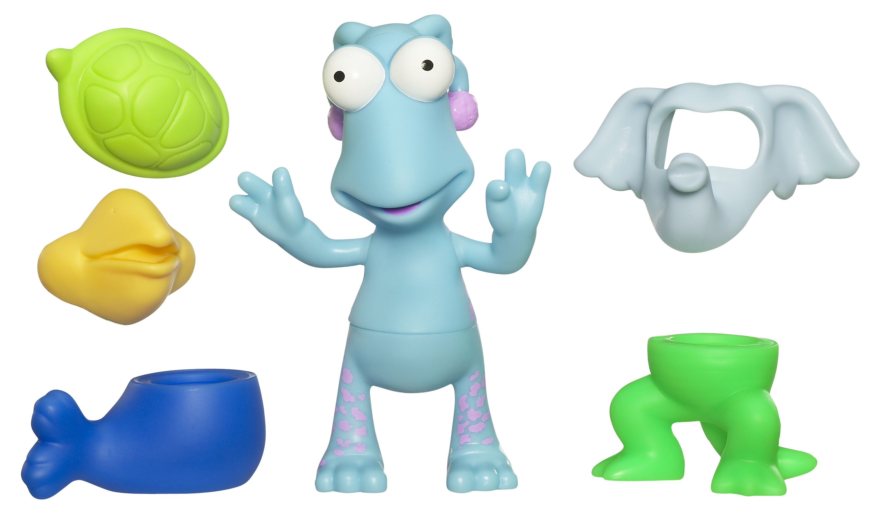 Toys From Hasbro : Wotwots toys from hasbro