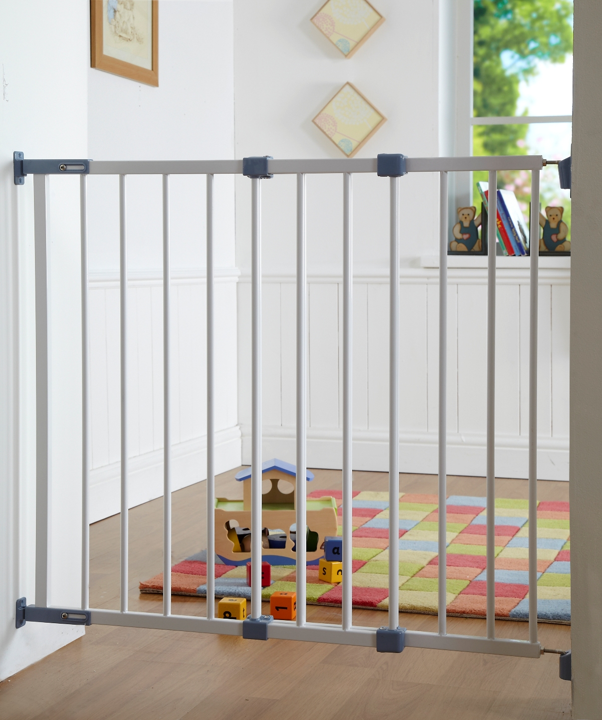 Tippitoes Extendable Safety Gate