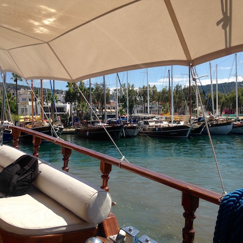 Barbados Yachting, Bodrum