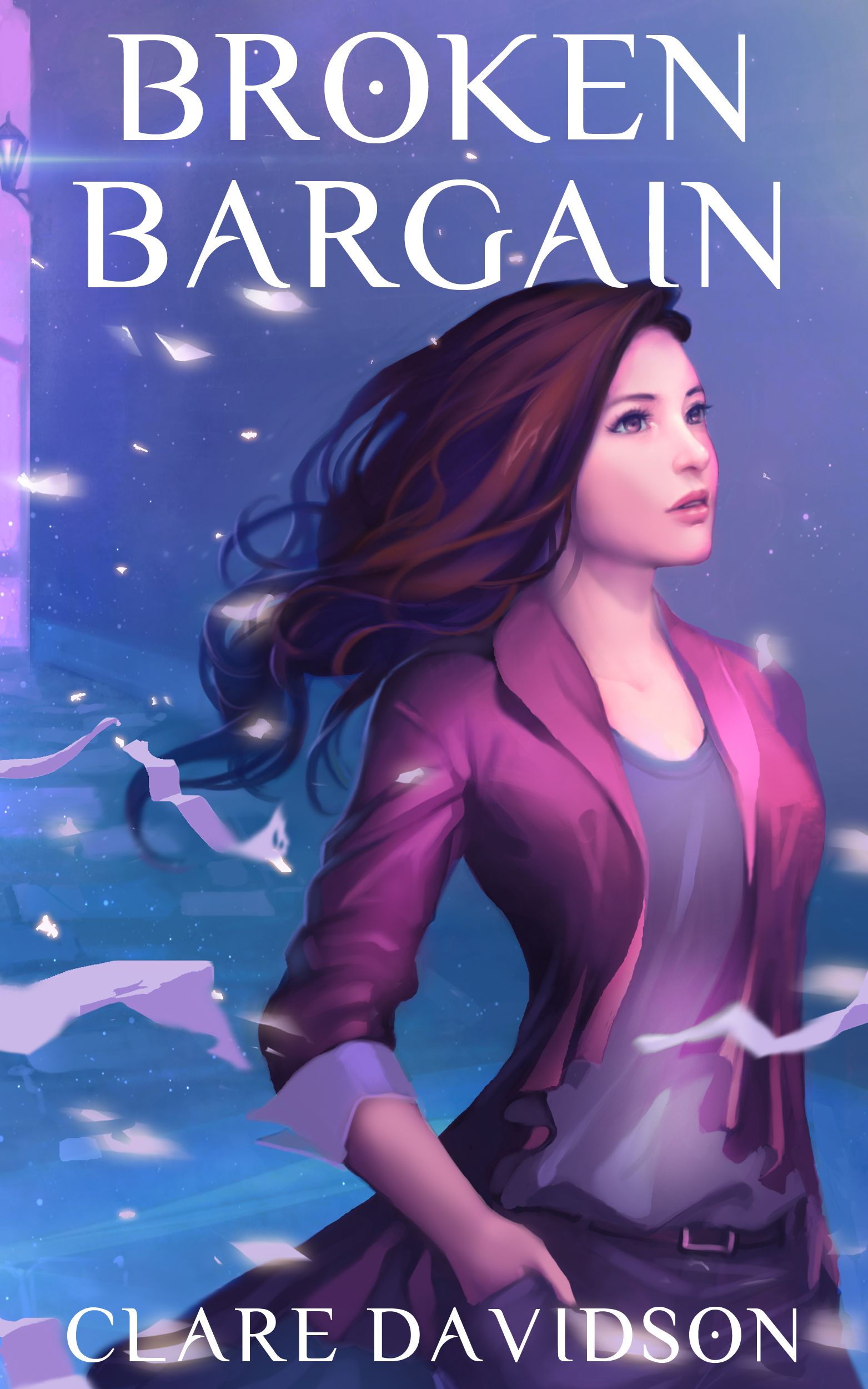 Broken Bargain by Clare Davidson