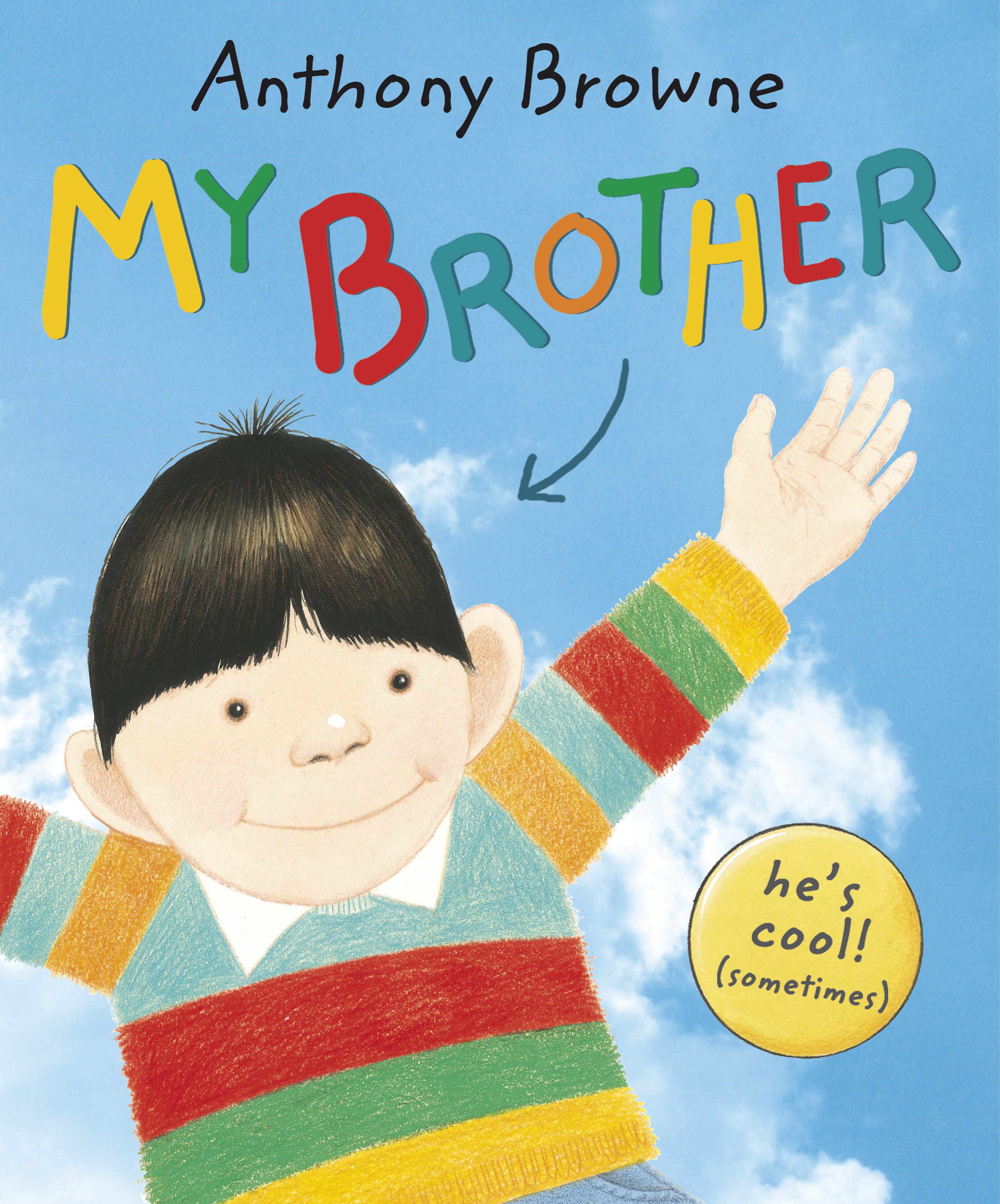 Children S Book Covers Without Titles : My brother by anthony browne