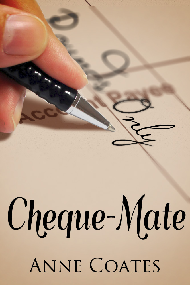 Cheque-Mate by Anne Coates