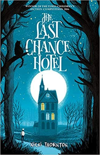 Last Chance Hotel by Nicky Thornton