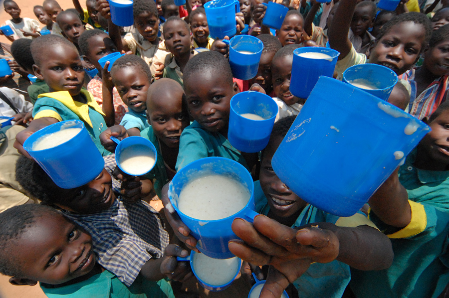 Big Blue Mug campaign – Mary's Meals
