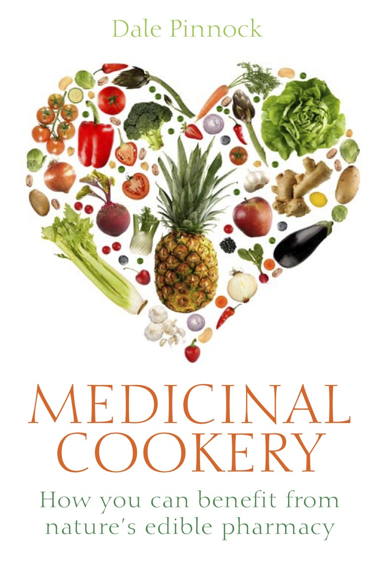 Medicinal Cookery by Dale Pinnock
