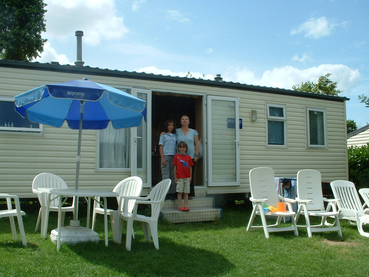Keycamp's La Vallee mobile home