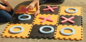 Garden noughts and crosses