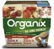 Organix fruit