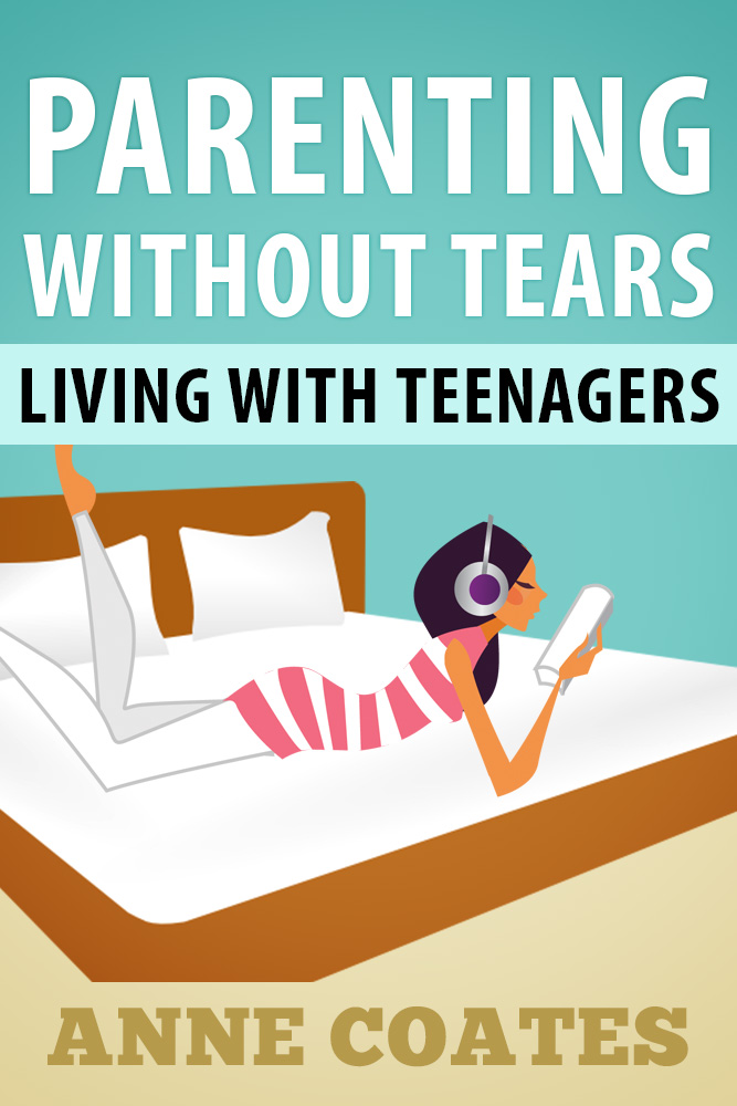 Parenting Without Tears Guide to Living With Teenagers