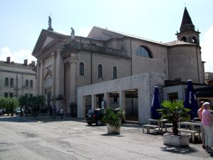 Peschiera church