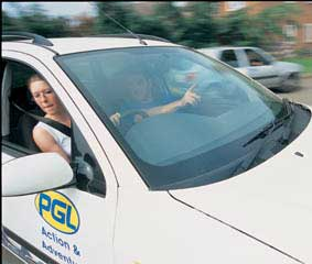 PGL driving course