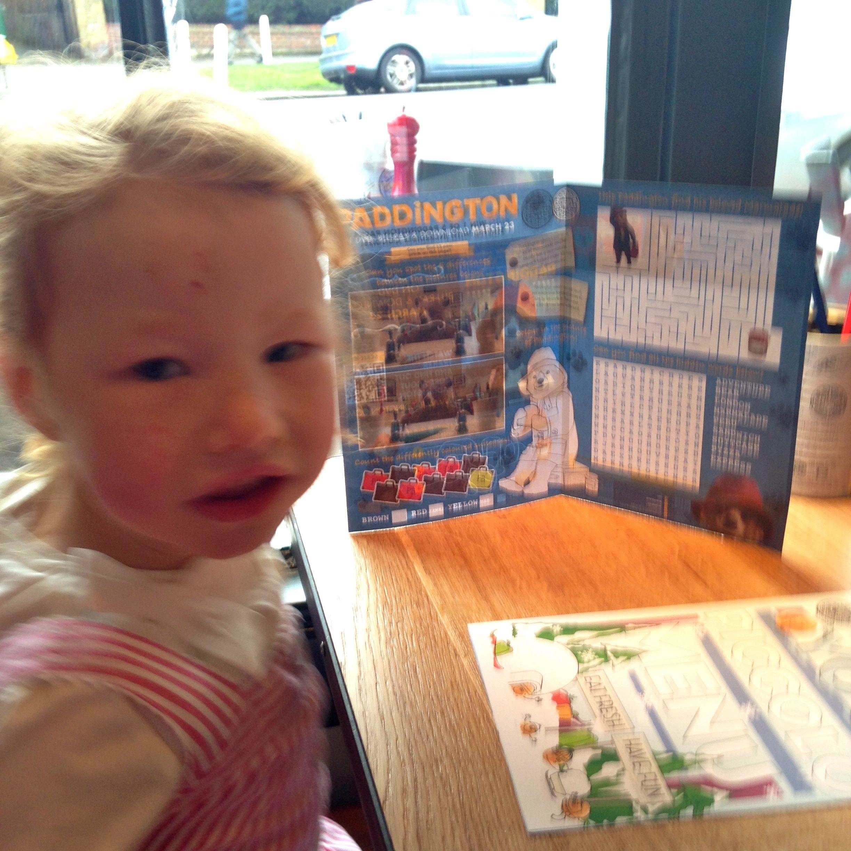 Celebrate Paddington At Pizzaexpress Parenting Without Tears