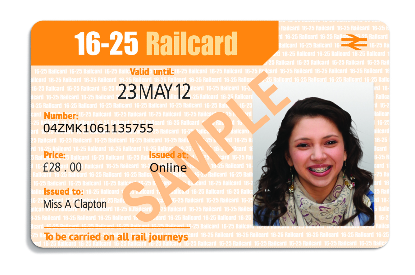 young person's railcard