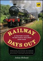 Railway Days Out by Julian Holland