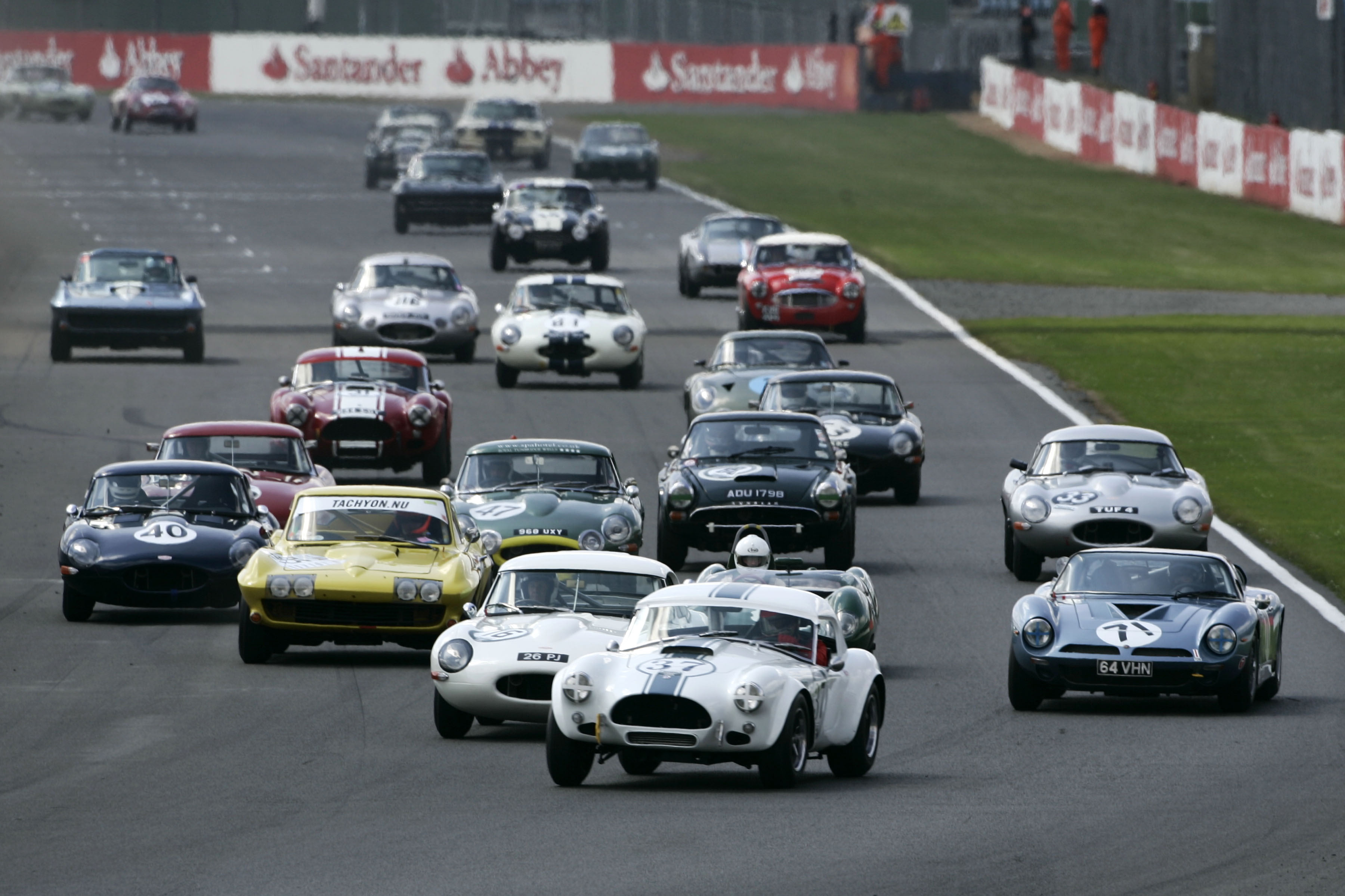 Win a pair of tickets for Silverstone Classic - Parenting Without Tears