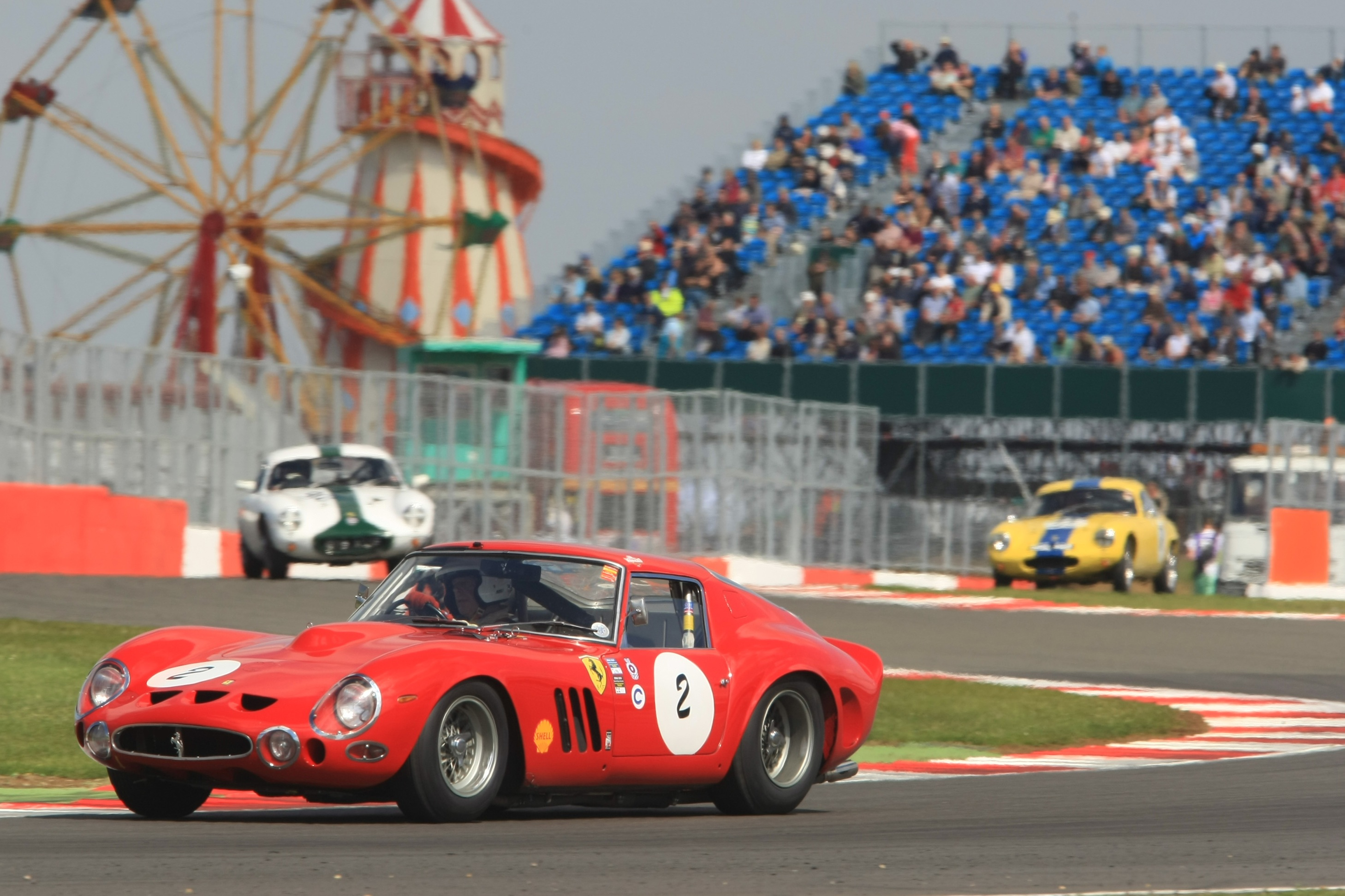 Win a family ticket for the annual Silverstone Classic - Parenting ...