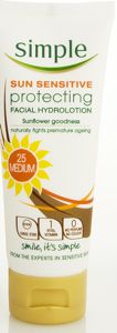 simple facial hydrolotion