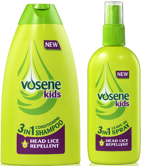 Kids Shampoo Advertisement Vosene Kids Advertises