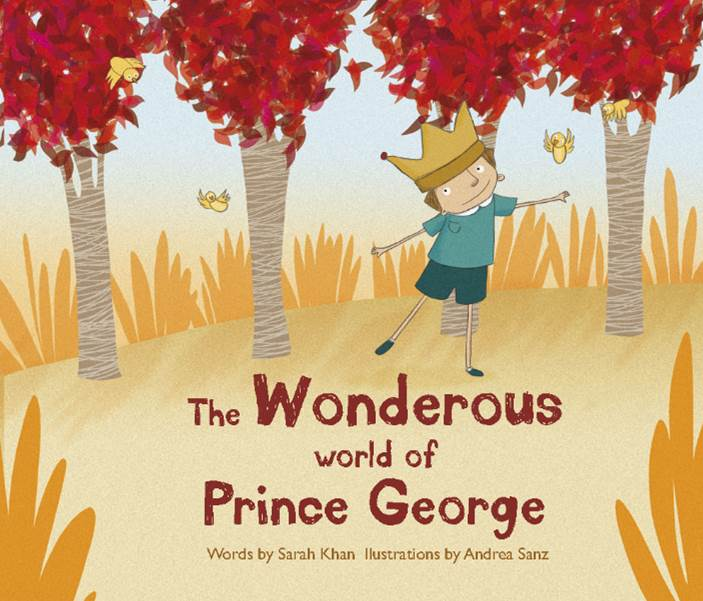 The Wonderous World of Prince George